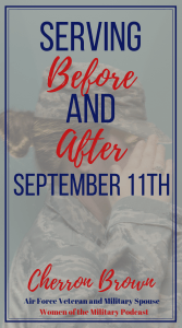 What was it like to be in the military before September 11th. The military was always training for war and then September 11th happened and all the exercises and training turned into real life. Hear about how the military changed after September 11th happened #spetember11th #military #airforceveteran