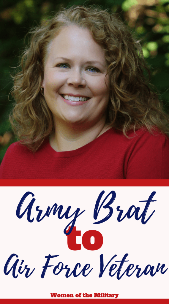 What was it like to serve in the Air Force before September 11th? Hear a part of Lacey's story from Army brat to Air Force veteran. She served for four years and left the military 3 months before 9/11 took place. She was also an army brat and is now a military spouse. #femaleveteran #airforce #veteran