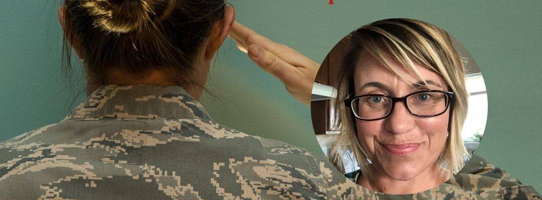 Pam Chavez Being Stop-lossed in the military
