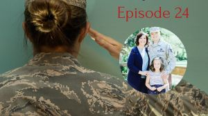 From Military Spouse to Active Duty and Back Again