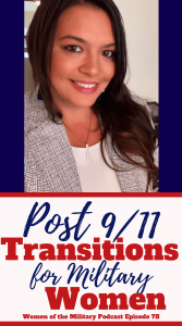 Listen to Destinee share about the research of post 9/11 female veterans into the work force. Even with vastly different experiences there were four main themes. #miltiarywomen #femaleveteran