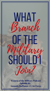 Are you trying to decide what branch of the military to join? Check out the resource I have found and the advice from veterans.