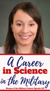 There are so many careers in the military. And careers in science and technology give you great opportunities to see what is happening on a bigger level. #militarycareer #stem #military #militarywomen #womeninscience #podcast #militarypodcast