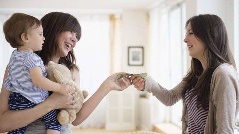 Combien payer un baby sitter en 2019 ?