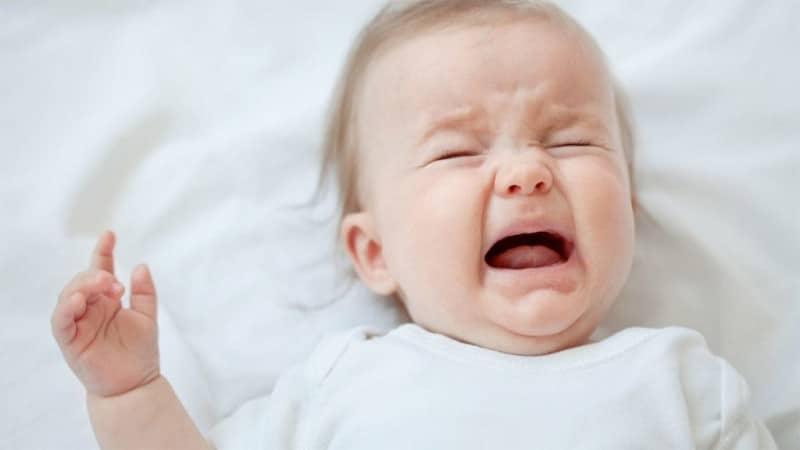 calmer coliques de bébé