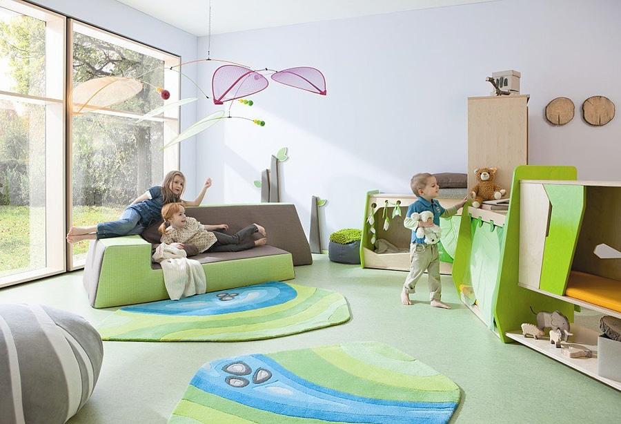 Haba se lance dans l'aménagement d'espace pour enfant