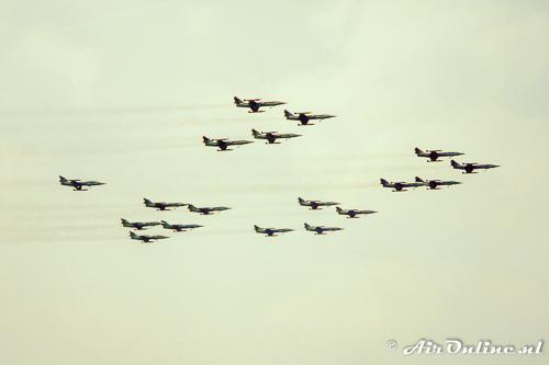 11/06/1983 Deelen 18x F-104G Starfighter