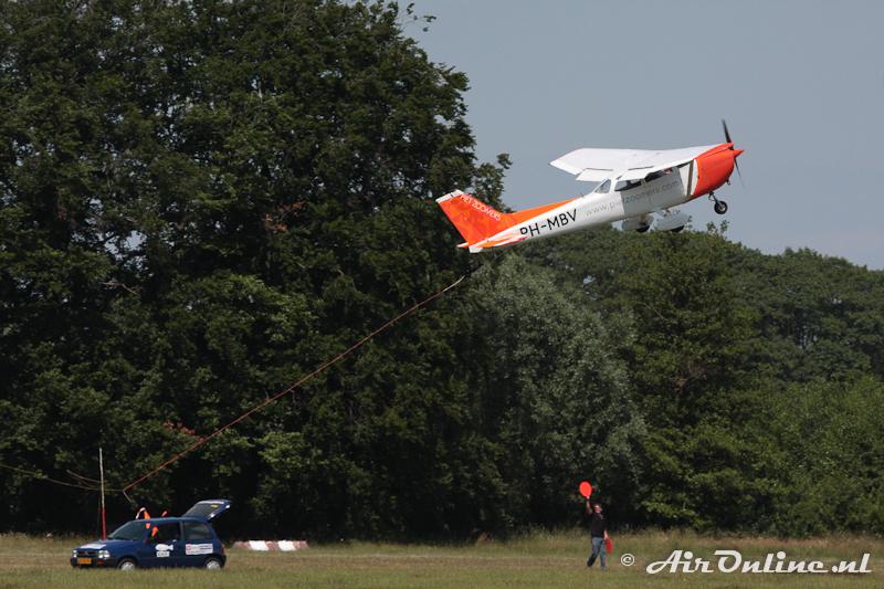 PH-MBV Reims/Cessna F172N Skyhawk, Teuge 26 juni 2010