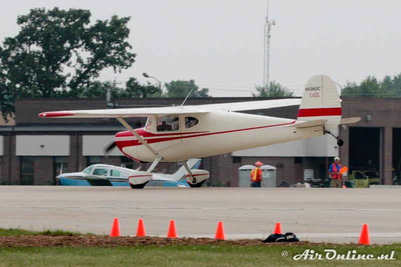 N5360C Cessna 140A