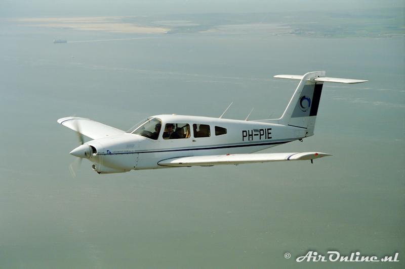 PH-PIE Piper PA-28RT-201T Turbo Arrow IV (Texel, 1997)