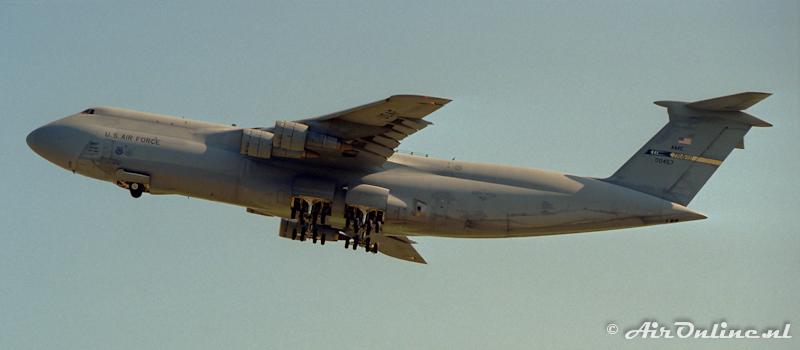 70-00457 Lockheed C-5A Galaxy (Schiphol 1997)