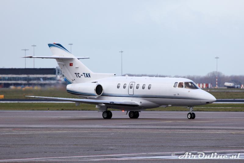 TC-TAV BAe125-800XPi TAV Air