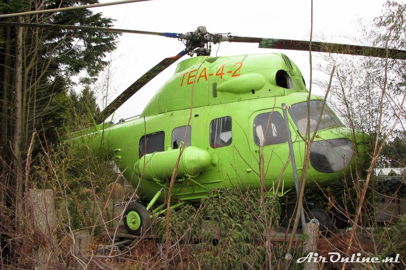 (SP-TSC) PZL Mi-2 (Tricht)