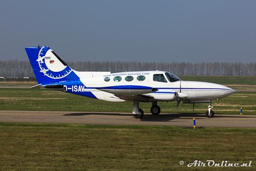 D-ISAV Cessna 402B