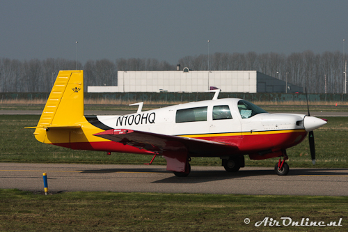 N100HQ Mooney M.20J