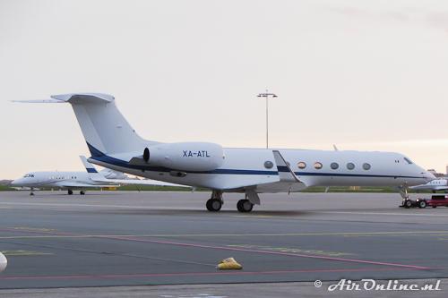 XA-ATL Gulfstream G550
