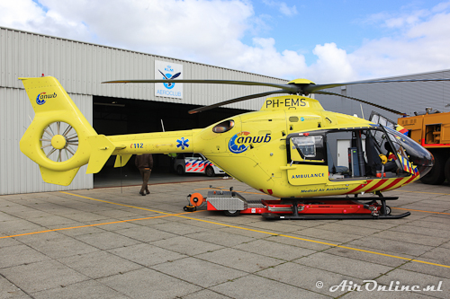 PH-EMS Eurocopter EC135 T2
