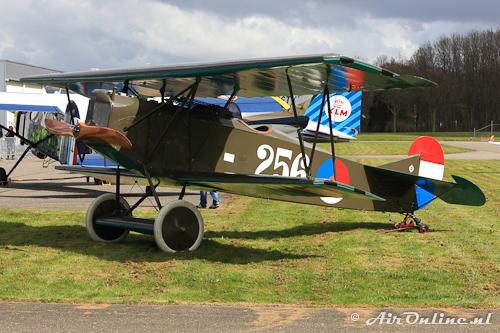 PH-LVA Fokker Spider Centennial. FOKKER D-VII (Replica)