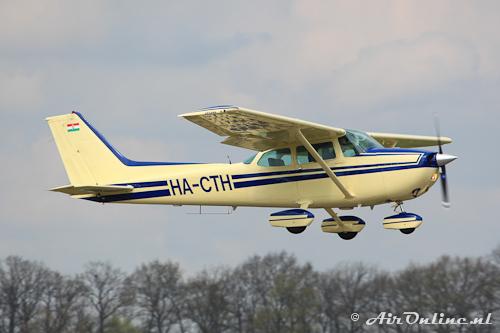 HA-CTH Cessna 172P Skyhawk II