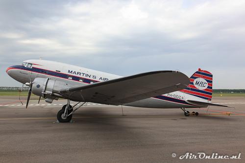 PH-DDZ Douglas DC-3 Dakota