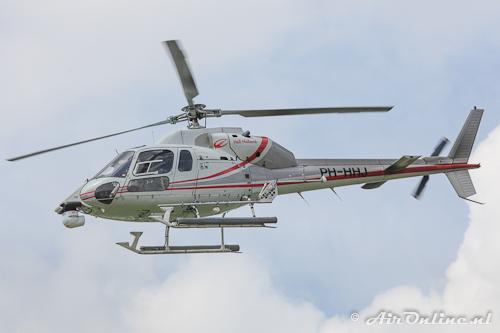 PH-HHJ Eurocopter AS 355 F2 Ecureuil 2
