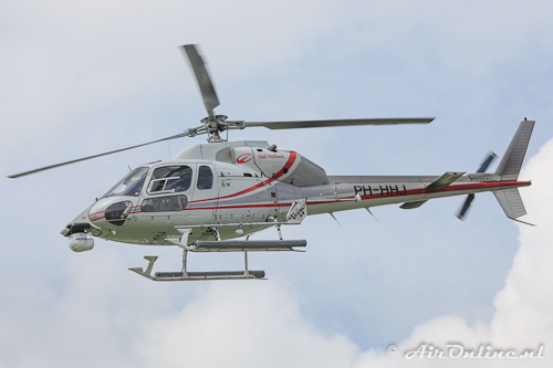 PH-HHJ Eurocopter AS 355 F2 Ecureuil 2