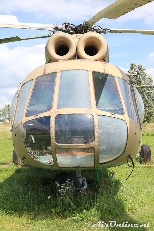 93+09 Mil Mi-8T (ex German Air Force)