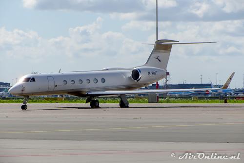 B-8097 G-V Gulfstream V