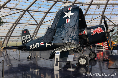 OE-EAS Vought F4U Corsair Flying Bulls