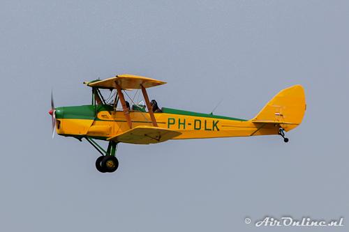 PH-DLK De Havilland DH-82A Tiger Moth