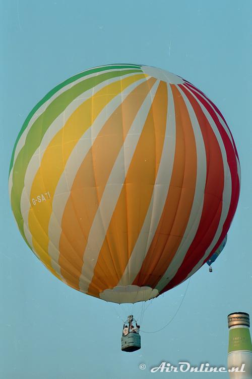 G-SATI Cameron Sphere 105