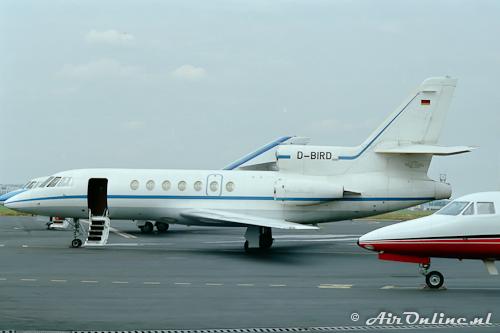 D-BIRD Falcon 50 (C/N 016)