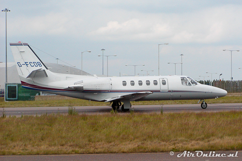G-FCDB Cessna 550 Citation Bravo