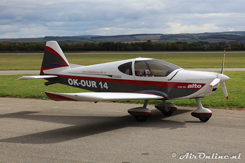 OK-OUR 14 Direct Fly Alto 912 GT (Vyskov, 8 okt. 2012)