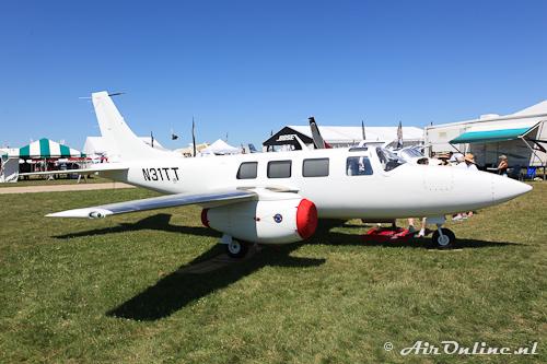N31TT Ted Smith Aerostar 601P