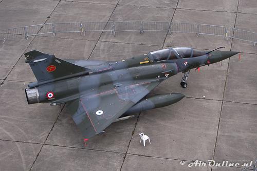 619 / 3-JE Mirage 2000D FAF