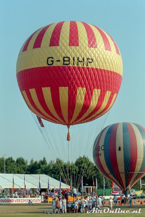G-BIHP Vanden Bemden K-590