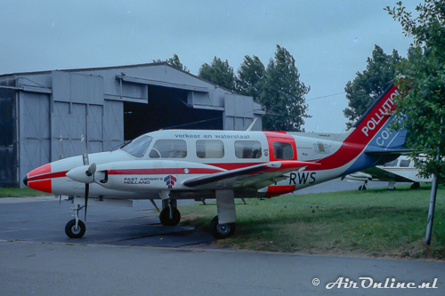 PH-RWS Piper PA-31-310 Navajo C
