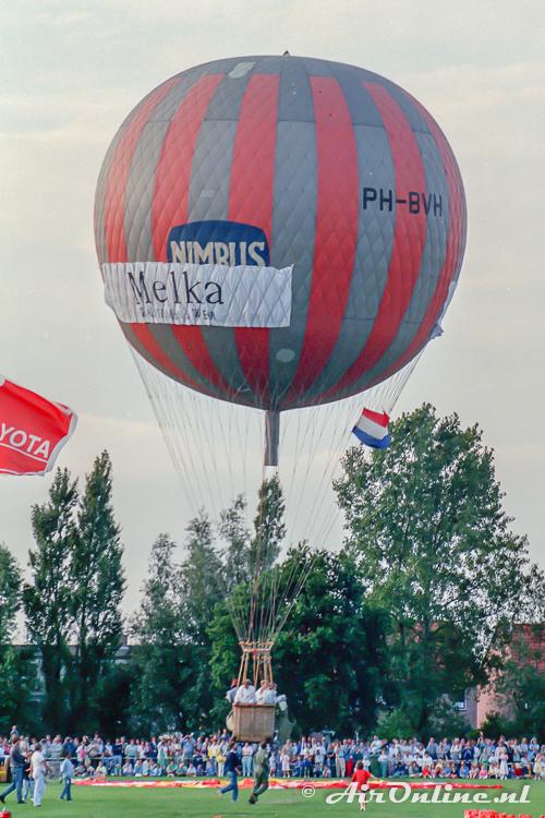 PH-BVH Ballonfabrik See und Luftaufrustung K-630/1-RI