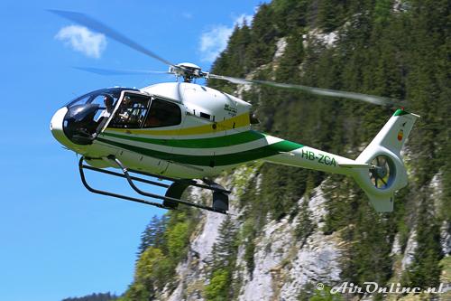 HB-ZCA Eurocopter EC120B Colibri