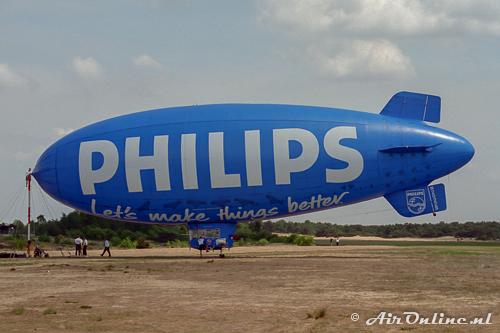 N2022B American Blimp Co A-60 Philips