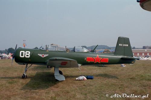 G-BVFX / 1532008 Nanchang CJ-6A Chujiao