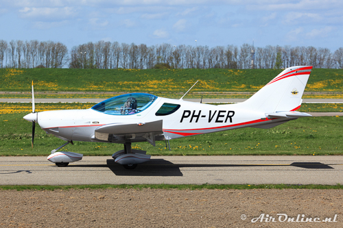 PH-VER CzechSport SportCruiser in Nederland sinds februari 2013