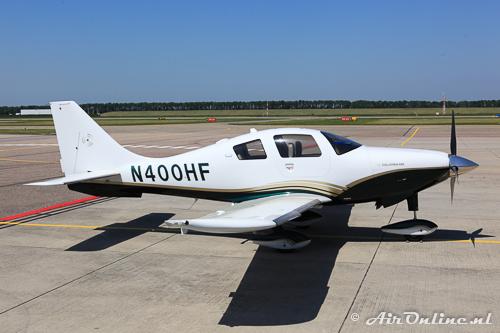 N400HF Lancair LC-41-550FG Columbia 4