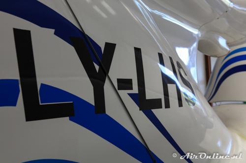 LY-LHS Seawind 3000, straks PH-LHS?