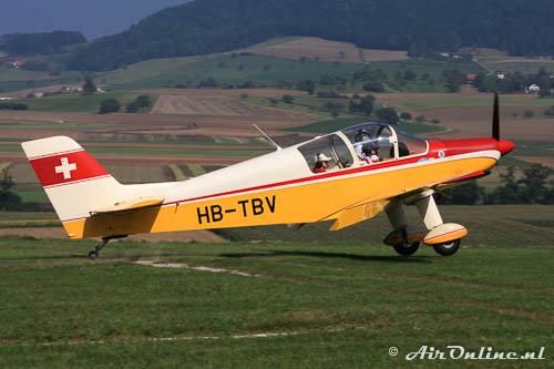 HB-TBV Uetz U3M Pelikan