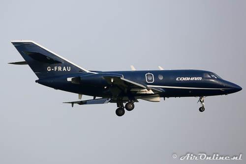 G-FRAU Dassault Falcon 20 Cobham