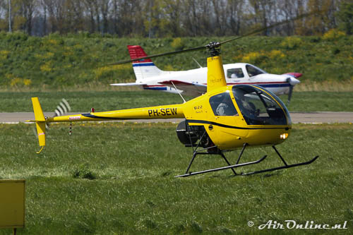PH-SEW Robinson R22 Beta II