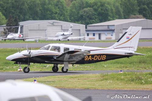 9A-DUB Piper PA-34-220T Seneca V