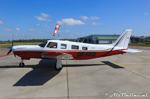 OK-RED Piper PA-32R-301T Saratoga II TC